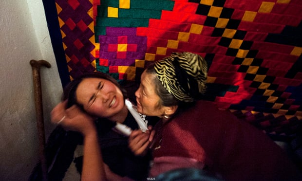 KYRGYZSTAN: Kidnapped, raped and wed against their will, a brutal tradition