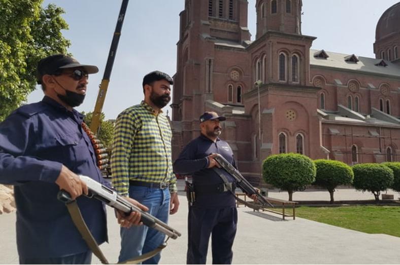 PAKISTAN: Taliban-linked threat in Pakistan: churches increase security