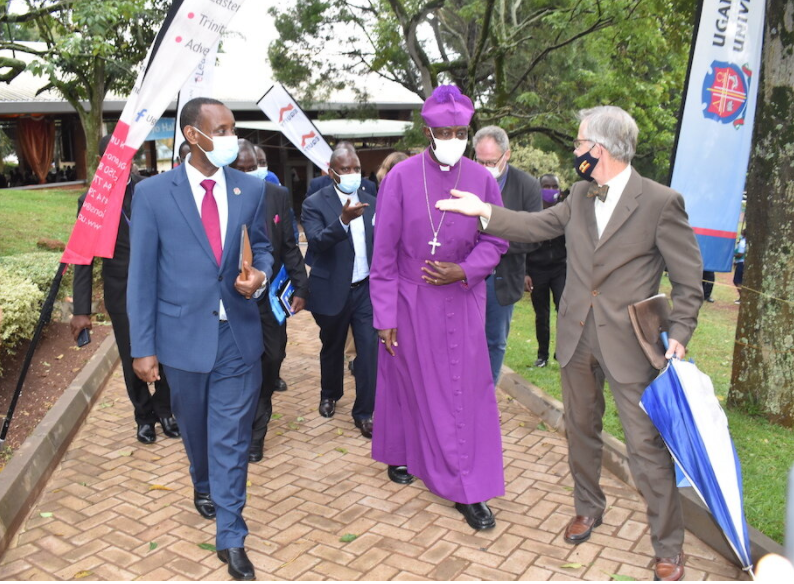 UGANDA suspends 54 faith-based and aid groups backed by the West