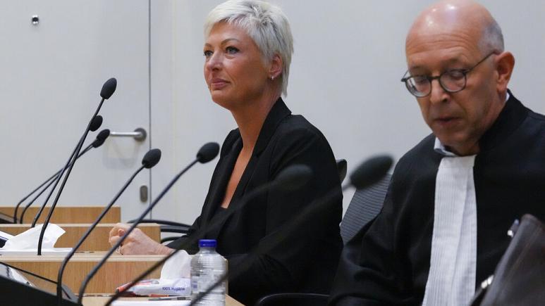 UKRAINE/ RUSSIA: Relatives of MH17 crash victims speak in court