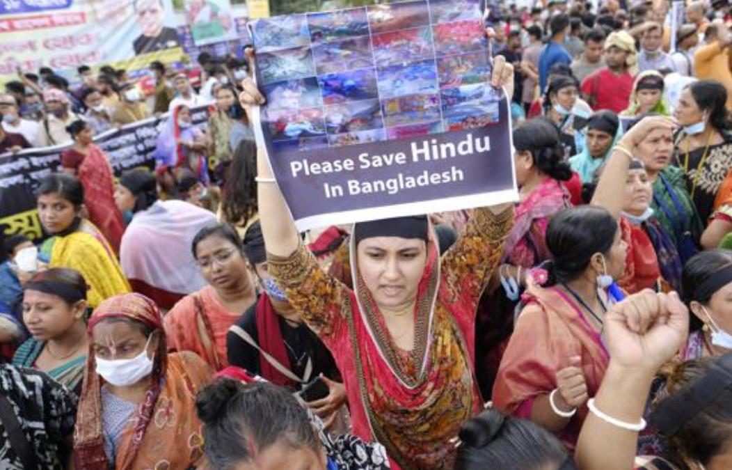 BANGLADESH: Hindus denounce violence amid attacks in Bangladesh