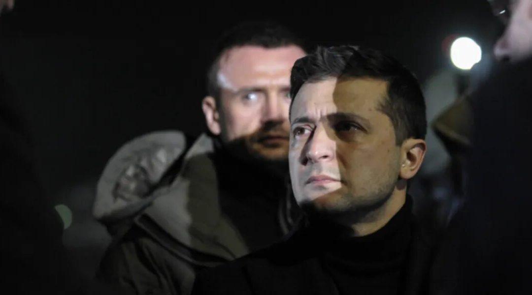 UKRAINE: Zelensky's Ukraine, where the Pandora Papers hit hardest